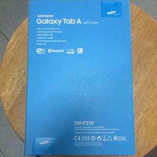 """Samsung Galaxy Tab A 8"""" Wifi (SM-P350)"""