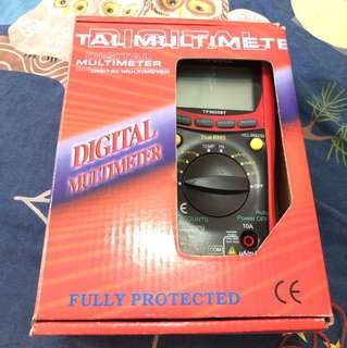 Multimeter TekPower wireless true Rms meter