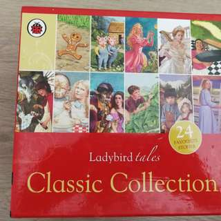 Ladybird classic tales/stories for children
