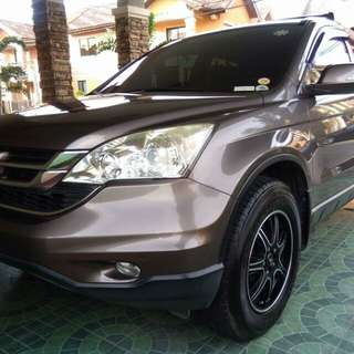 2011 Honda CR-V Modulo