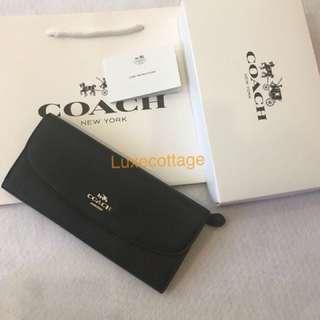 Authentic Coach Original Coach women love ng Wallet Purse Pouch Coin Bag