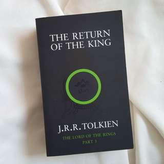 🚚 The Return Of The King (Lord of the Rings #3) - J.R.R. Tolkien