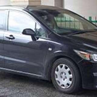 Car rental + driver