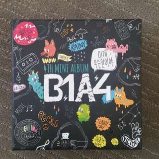 BIA4 4th mini album