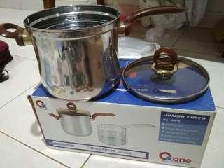Deep Frying Oxone