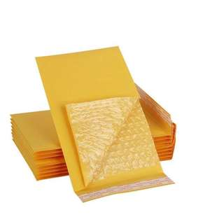 🆕Ezlink Card Envelopes / Bubble Wrap Envelopes