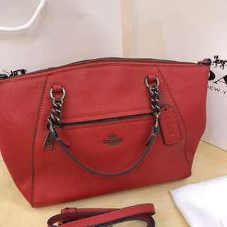 Authentic Coach women sling bag crossbody bag