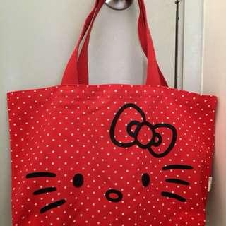 Chocolate x Hello Kitty Bag