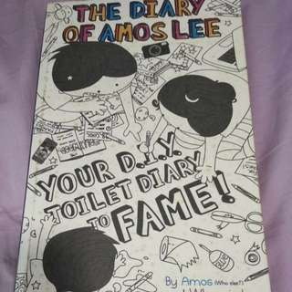 Your D.I.Y toilet diary to fame!
