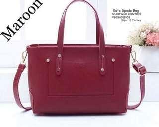 Katespade bag size : 12 inches