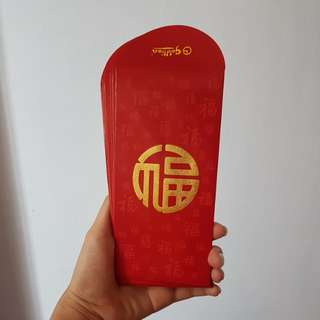 Goldlion red packets
