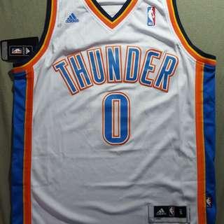 Westbrook Thunder Home / Kobe Lakers Jerseys
