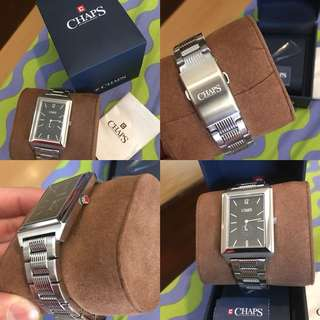 Chaps brand new authentic watch