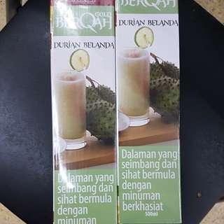 Durian Belanda -Gold BerQah