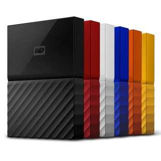 WD Western Digital My Passport 2TB