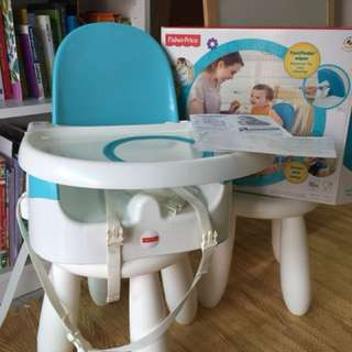 Fisher Price Deluxe Baby Booster Seat