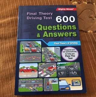Final Theory driving Book Q&A