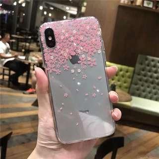 IPhone X case 📱 櫻花 Sakura 🌸 手機殼