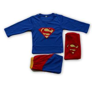 [INSTOCK] Superman Kids Party Costume