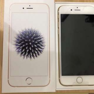Iphone 6 Gold 32 gb (brand new)