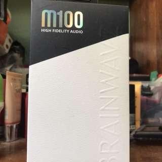 New M100 Brainwavz. Still in box, never open.