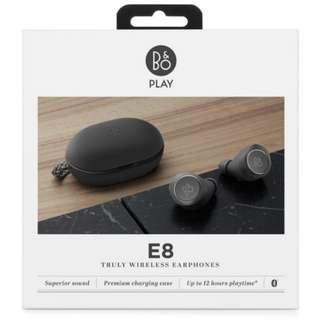 B&O Beoplay E8 True wireless earphones (2years local warranty)