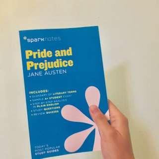Pride and Prejudice Sparknotes