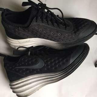 Nike lunarlon elite wedge rubbershoes