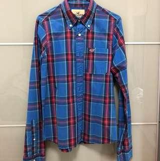 Hollister men's shirt m size