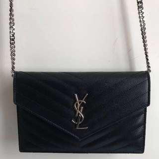 Fasttrade🈹YSL WOC Caviar Skin Bag