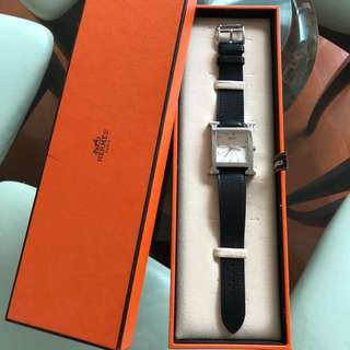 Hermes H Hour watch TGM