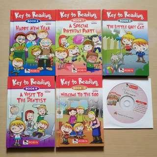 近全新 i pen 書5本連data CD
