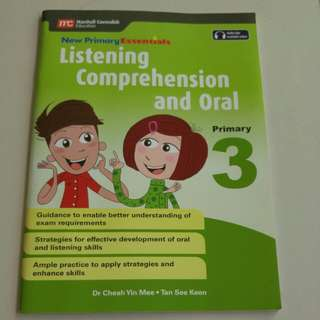 P3 Listening Comprehsion and Oral