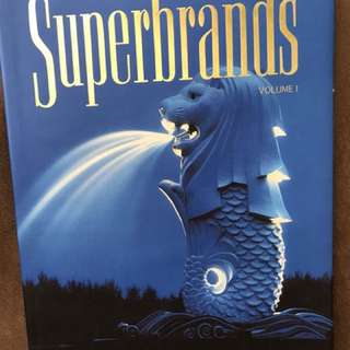 Superbrands Volume 1&2 ($20 each)