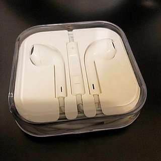 APPLE EarPods - 3.5mm plug