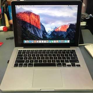 Macbook Pro 2012 (Bought on 5/11/2015) 500GB 13""