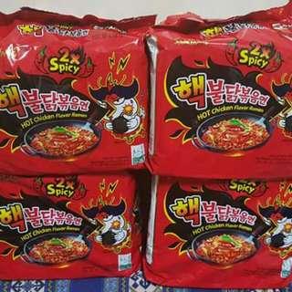 Samyang Spjcy Noodles x2