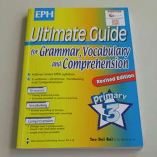 P3 English Assessment Book