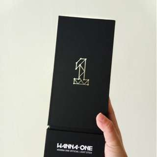 Wanna One 2nd Gen Official Light Stick