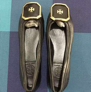 Sale! Tory Burch Leather Flats ‼️