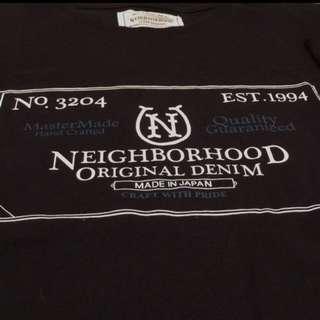 neighborhood t