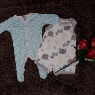 Baju baby newborn