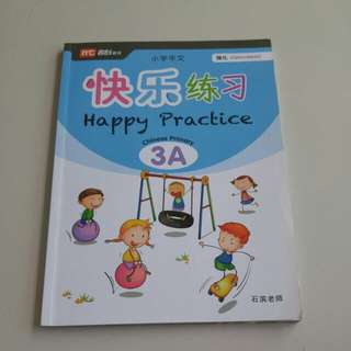 P3 Higher Chinese Assessment Book