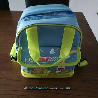 Doraemon Chiller bag2 layer.