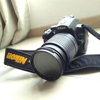 Nikon D5000 + AFS 18-135