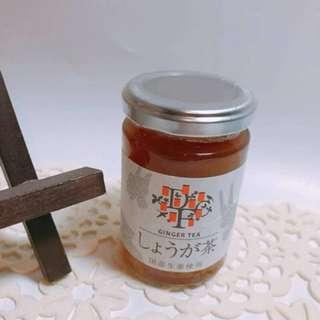 🚚 日本國產生薑茶