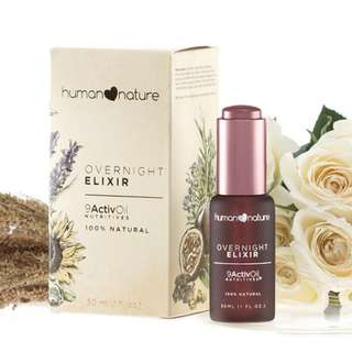 Human Nature Overnight Elixir