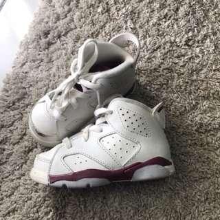 Nike Jordan baby shoes