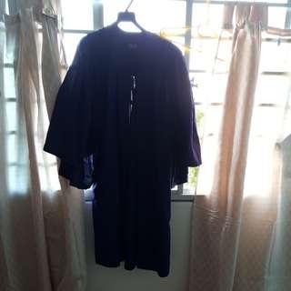 NUS Grad Gown