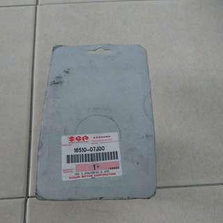 Oil filter Suzuki gsxr